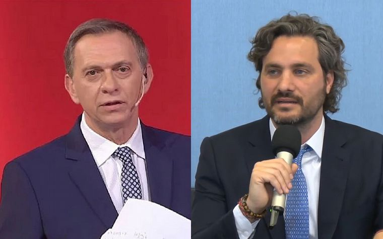 Fuerte cruce entre Bonelli y Cafiero por CFK y los medios