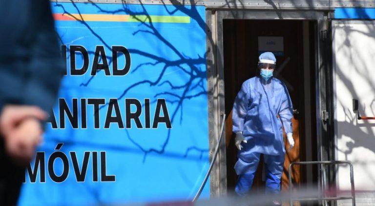 Coronavirus: 20 nuevos casos positivos en el departamento Cruz del Eje