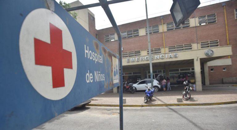 Coronavirus: una beba de 2 años murió en el Hospital de Niños
