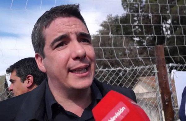 Matías Montoto, intendente de Huerta Grande, dio positivo de COVID-19