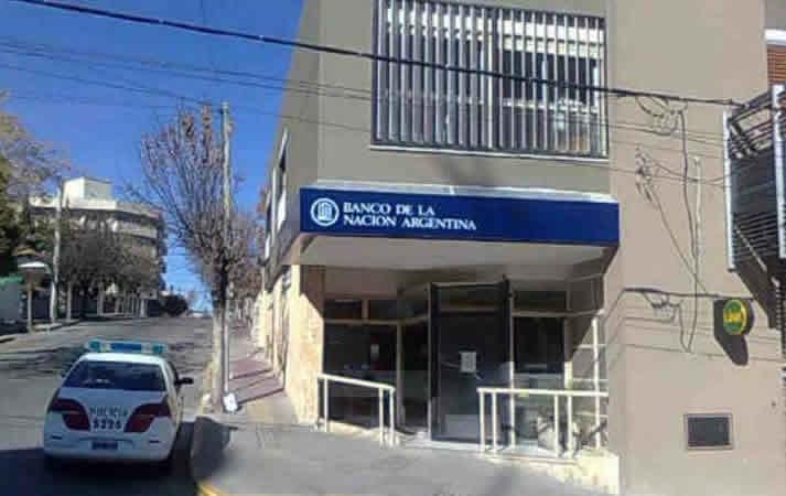 La Falda: Cierran sucursal del Banco Nación por caso positivo de Covid-19