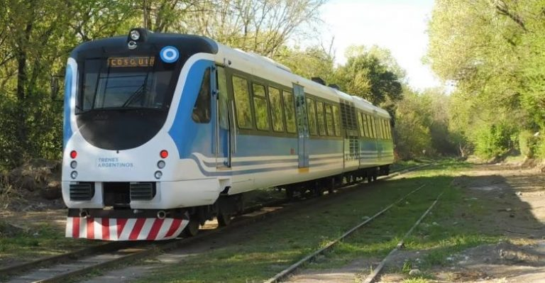 El Tren de las Sierras vuelve a operar desde el miércoles