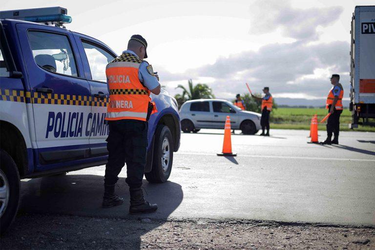 Subieron las multas de la Caminera: la máxima llega a $ 134 mil