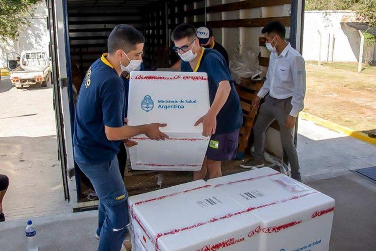 Córdoba apura trámites para comprar unas dos millones de vacunas