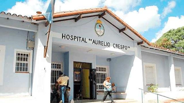 Cruz Del Eje: Desde el hospital Aurelio Crespo desmienten el colapso sanitario