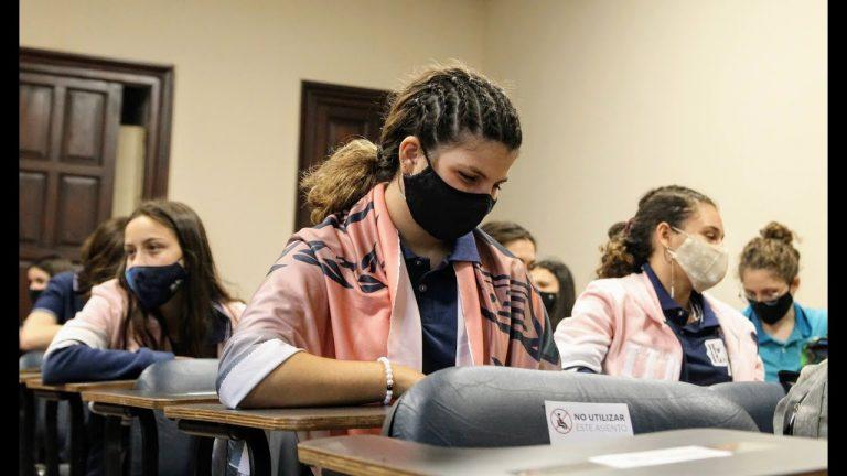 Cosquin: Suspenden las clases presenciales en el nivel secundario