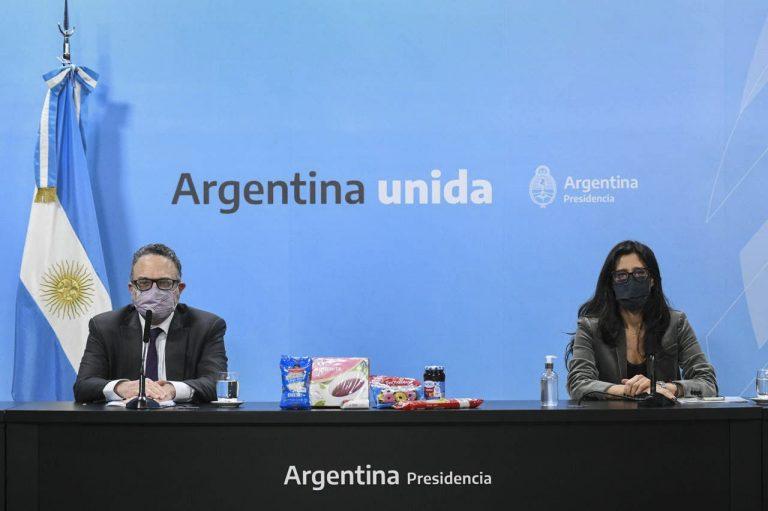 El Gobierno lanzó Súper Cerca, una canasta con 70 productos a precios congelados hasta fin de año