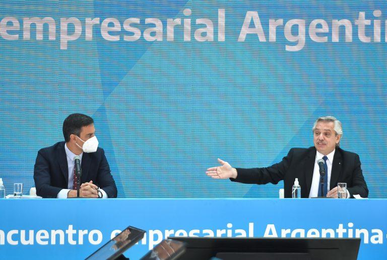 La desafortunada frase de Alberto Fernández sobre el origen de los argentinos