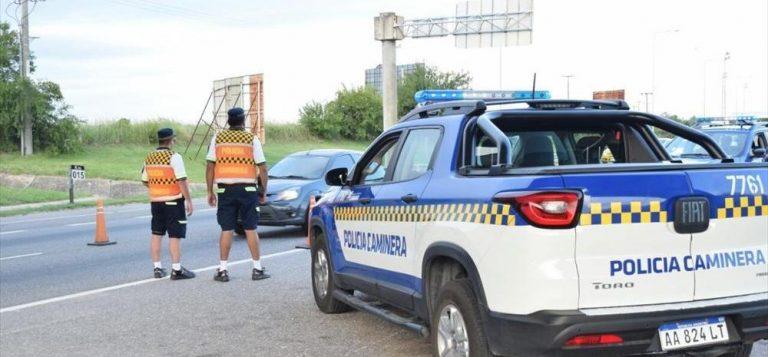 Aumentaron las multas de la Caminera: la máxima llega a casi $ 200 mil