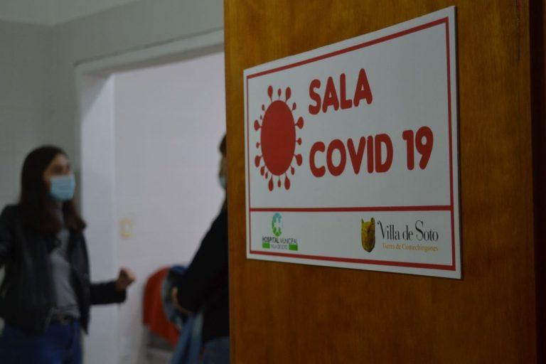 Villa de Soto: Incorporan 4 camas COVID