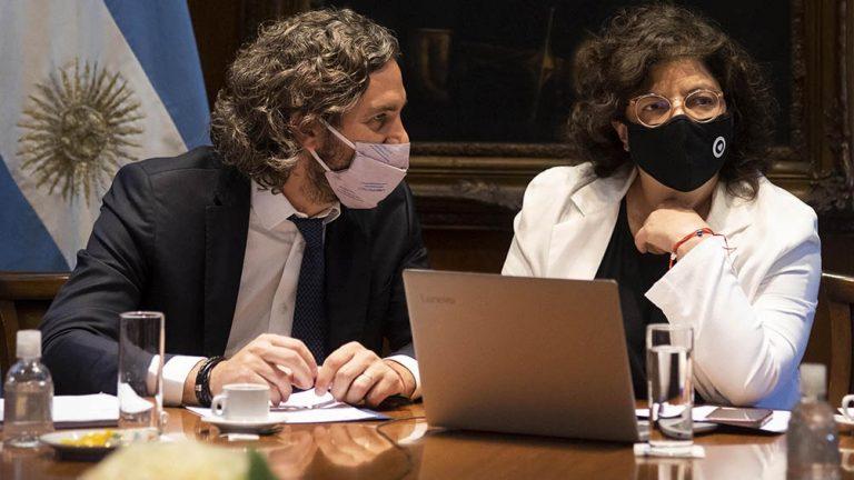 El Gobierno se reunió con expertos para analizar la situación sanitaria y prepara un nuevo DNU