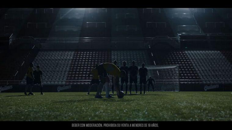 ¡Dale, emocionate vos también! Mirá la publicidad de Quilmes por la Copa América