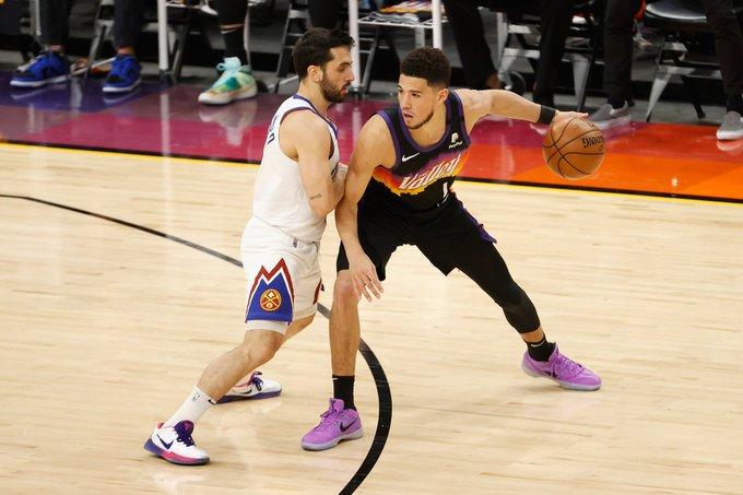 Denver Nuggets, con Campazzo, intentará descontar ante Phoenix Suns en la Conferencia Oeste