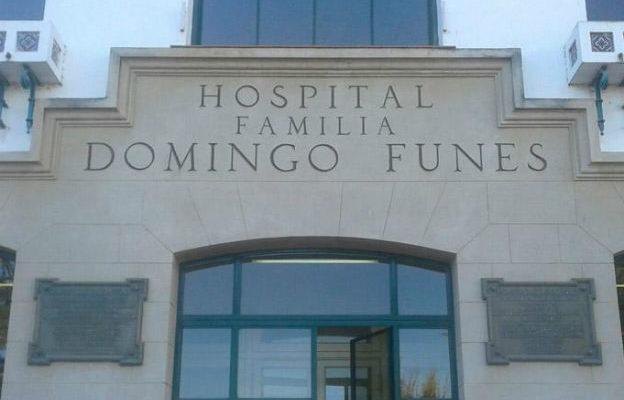 El Hospital Domingo Funes con un 80 por ciento de ocupación de camas críticas