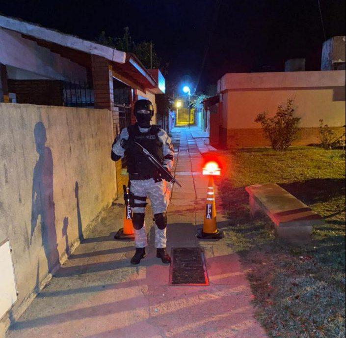 Dean Funes: Detuvieron a 2 personas por venta de drogas