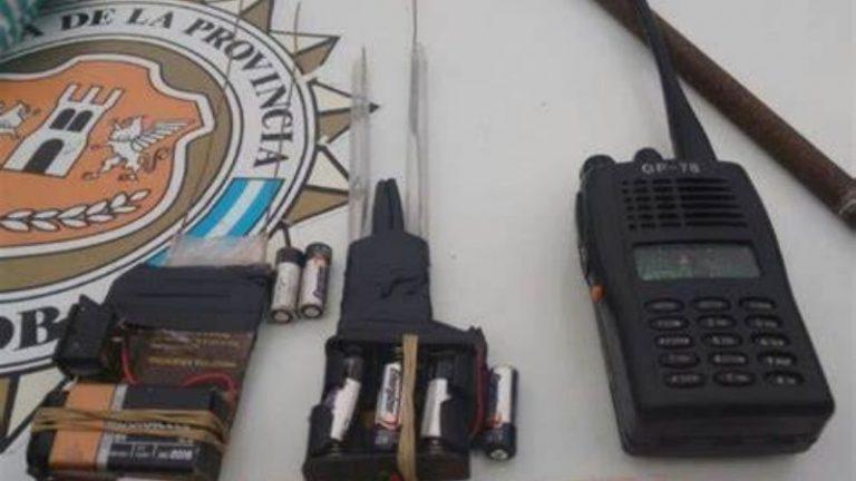 Punilla: La policía detuvo a un matrimonio acusado de robar con inhibidores