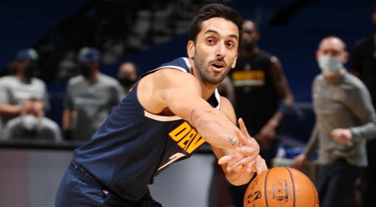 El cordobés Campazzo cerró la temporada en la NBA agradeciendo a sus hinchas en la Argentina