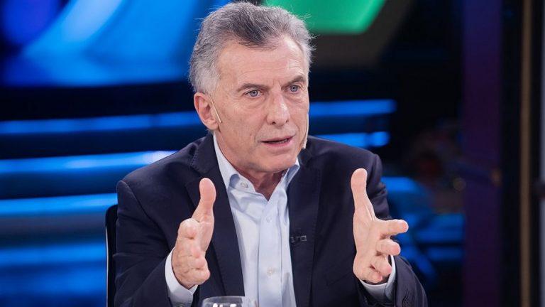 """Macri insistió: """"Esta gripe, un poco más grave"""""""