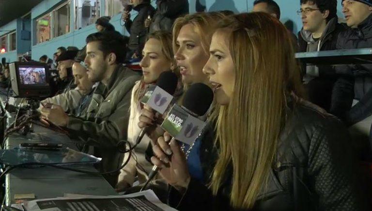 """Comienza """"Relatoras argentinas"""", el fútbol con voz de mujer"""